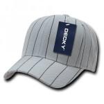 Pin Stripe Adjustable Cap