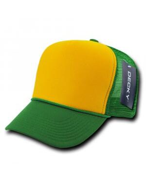 Industrial Mesh Trucker Cap