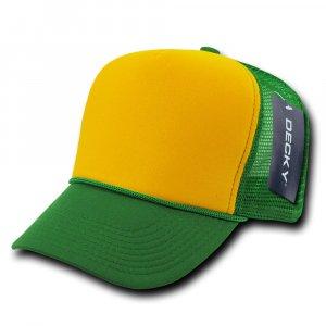 6484c4ae Industrial Mesh Trucker Cap - Custom Mesh Caps | Fast Caps