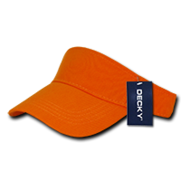 Sports Visor Orange