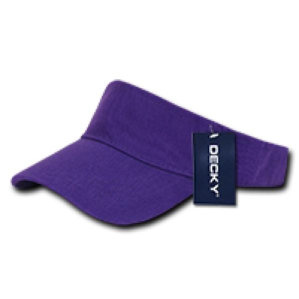Sports Visor Purple