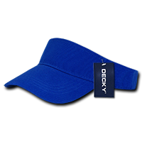 Sports Visor Royal