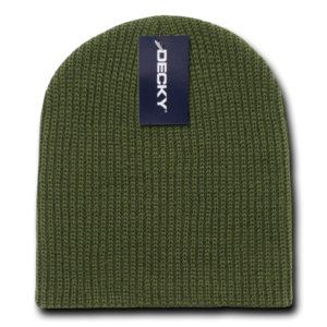 GI Cuffless Watch Beanie