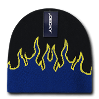 Youth Fire Beanie