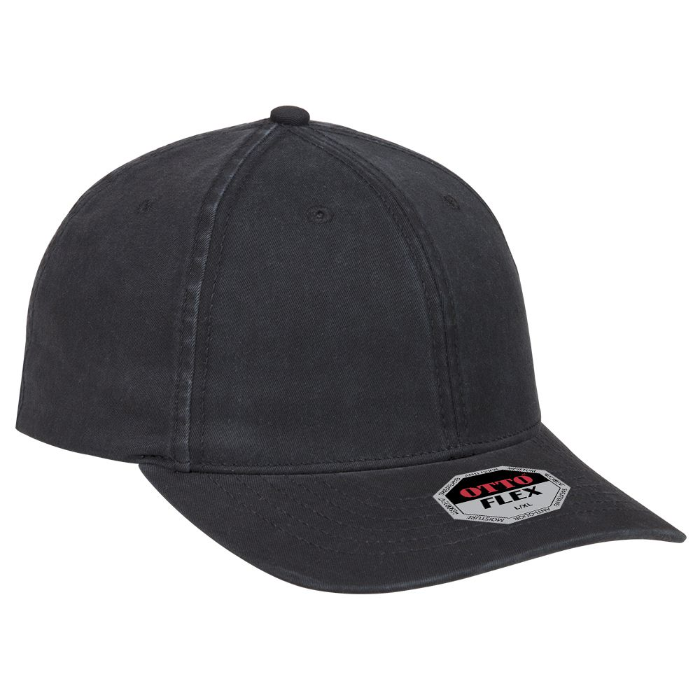 Otto Flex Stretch Wash Cotton Twill Cap