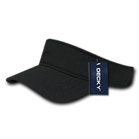 Polo Visor Black