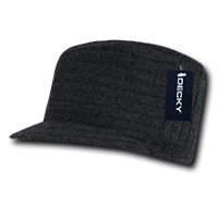 Flat Top Jeep Cap