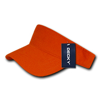 Terry Visor Orange