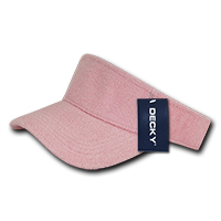Terry Visor Pink