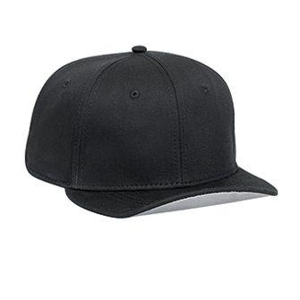 Six Panel Otto Flip Cotton Twill Flat Cap - Custom Flip Caps  dce54698f95c