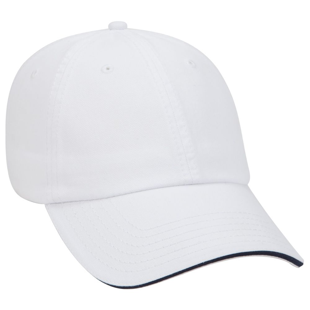 64201c0f53a Washed Cotton Twill Cap - Promotional Caps