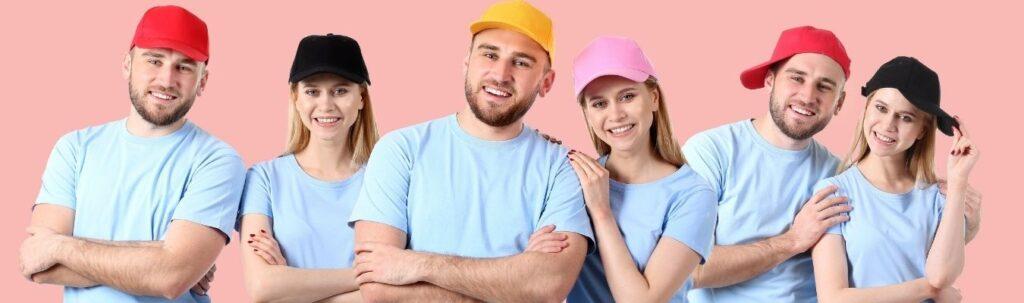 People Wearing Caps